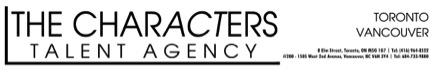 Characters Logo